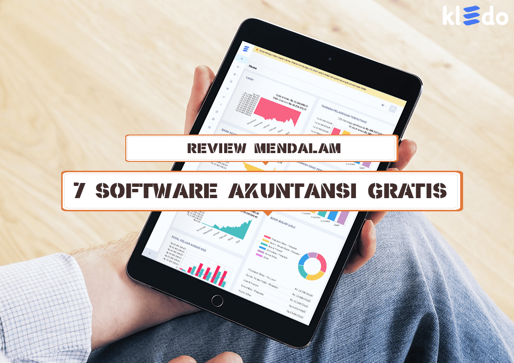 7 Software Akuntansi Gratis