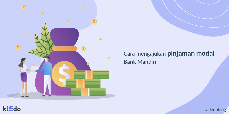pinjaman modal bank mandiri