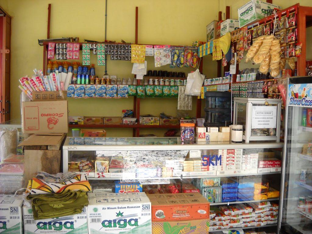 distributor sembako warung