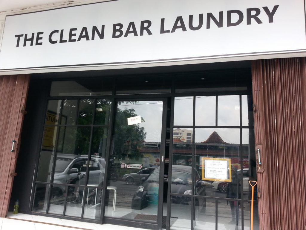 bisnis waralaba laundry bar bersih