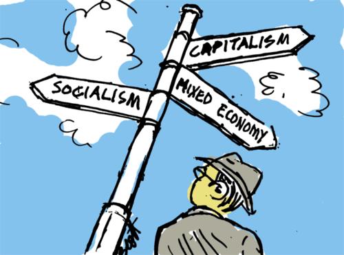 Macam-macam sistem ekonomi dunia