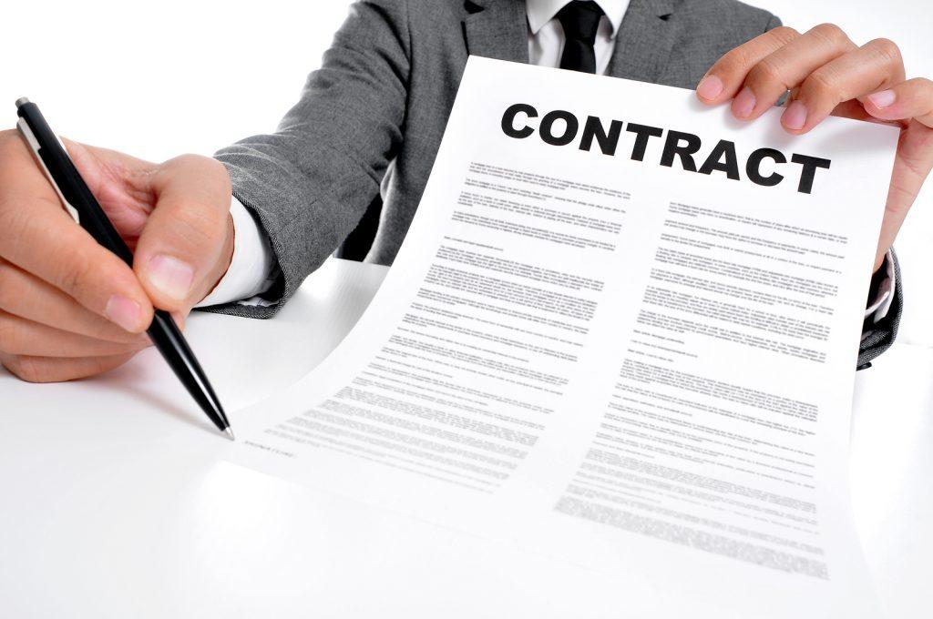 kontrak karyawan