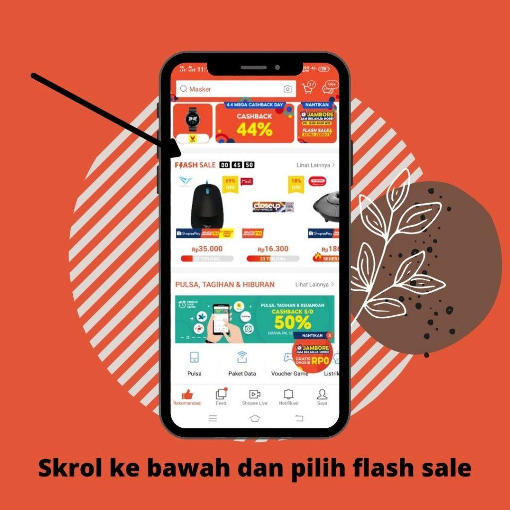 flash sale shopee