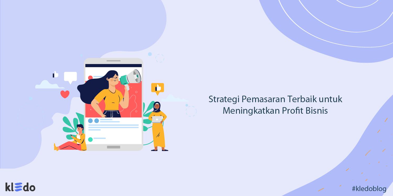 strategi pemasaran bisniss