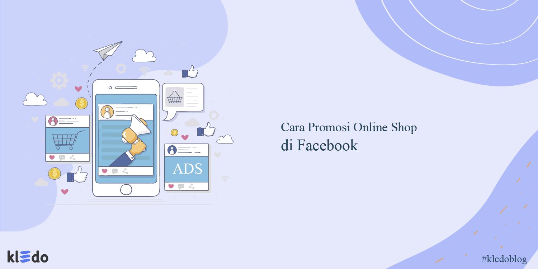 cara promosi online shop